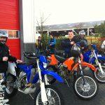 Aanmeldformulier motorcursus en motortraining