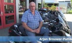 Arjan Brouwer Putten: Piaggio MP3 specialist